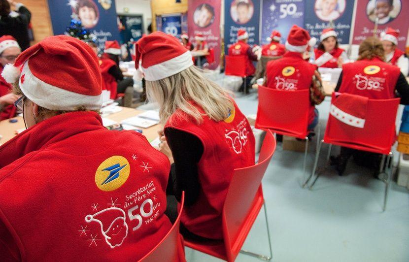 la poste pere noel Bouches du Rhône: Le secrétariat du père Noël est ouvert la poste pere noel