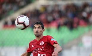 Nassim Akrour vient d'entamer sa troisième saison avec le FC Annecy, en National 2.