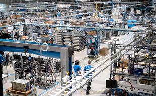 Un nouveau data center est en cours de construction sur le site strasbourgeois d'OVHcloud.