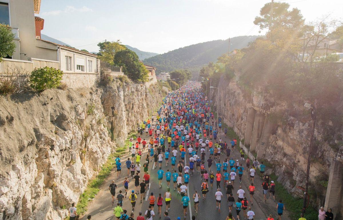 La course Marseille-Cassis en 2014 – C.Pons