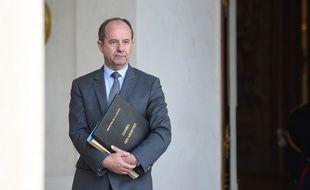 Jean-Jacques Urvoas, ici fin 2016, lorsqu'il était ministre de la Justice.