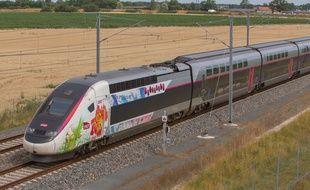 La LGV Sud Europe Atlantique est une ligne a grande vitesse française mesurant 302 km ainsi que 38 km de nouveaux raccordements. Sa mise en service est prévue le 2 juillet 2017.