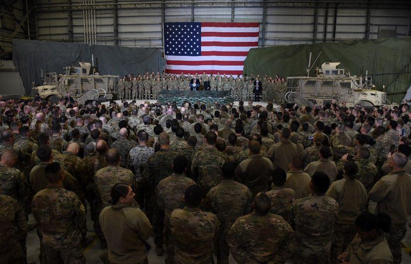 Les Etats-Unis vont annoncer le retrait de 4.000 militaires d'Afghanistan