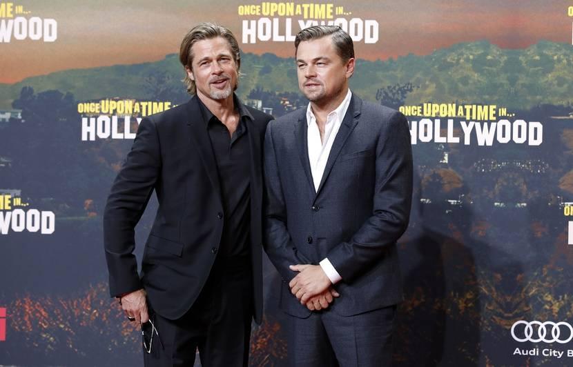 VIDEO. Brad Pitt révèle le surnom (très) affectueux que lui donne Leonardo DiCaprio