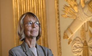 Françoise Nyssen le 1er Octobre 2018
