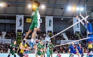 Le TLM fait son retour dans l'élite du volley français
