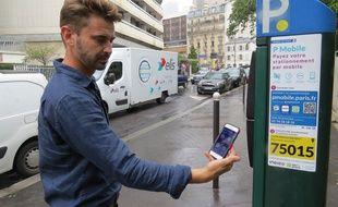 Nicolas Millerioux, co-fondateur de «Check Your Parking»