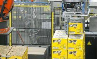 50000tonnes par an de M&M's sont produits à Haguenau.