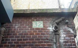 Le «32». Vestige des «Belles Poules».