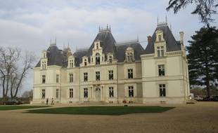 Le château de Maubreuil à Carquefou, premier hôtel 5 étoiles de l'agglo nantaise.