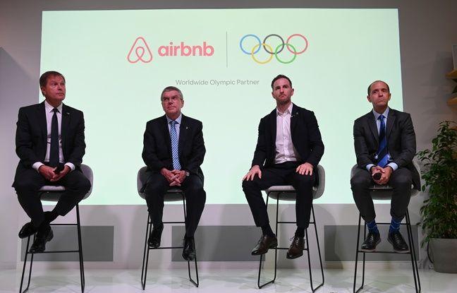 JO 2024 «Nos partenaires respectent les lois», assure le CIO à propos d'Airbnb