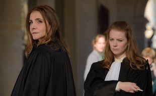 Clotilde Courau interprète l'avocate Gisèle Halimi dans le téléfilm «Le Viol» diffusé sur France 3 le 19 septembre.