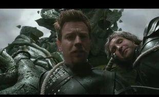 Extrait de «Jack le chasseur de géants», dans les cinémas français le 6 mars 2013.