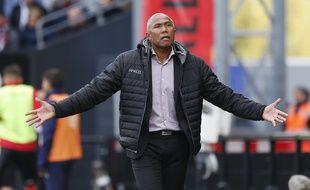 Antoine Kombouaré n'est plus l'entraîneur de Guingamp.