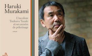 """Haruki Murakami publie  """"L'Incolore Tsukuru Tazaki et ses années de pèlerinage"""" (Belfond, Septembre 2014)"""