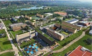 Le coût de la reconversion de la Doua en campus vert est évalué à 300millions d'euros.