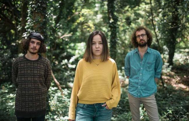 Le trio Amhaya
