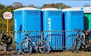 Illustration toilettes modulables