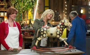 Des jouets, des meubles ou des vieux vêtements sont réparés dans «L'Atelier».