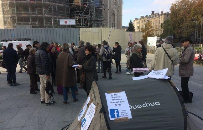 Le collectif Solidarité Réfugiés 33 alerte sur la situation des mineurs isolés à Bordeaux.
