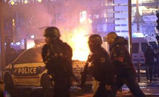 La manifestation contre l'habitat indigne, samedi, a dégénéré à Marseille.