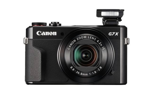 Le G7 X de Canon: un compact expert apprécié des YouTubeurs.