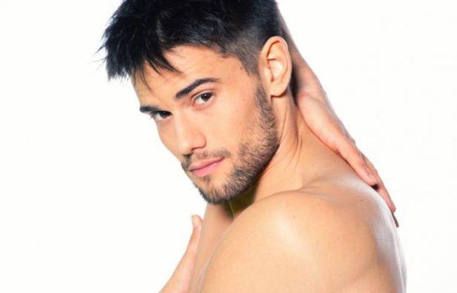 """Golan Yosef, un des candidats de l'émission """"Splash"""", sur TF1."""