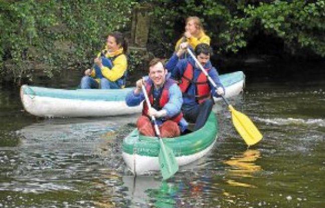 La «Loire aux trésors» met en valeur des activités accessibles au grand public.
