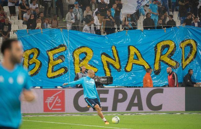 «On a le sens de la famille»: Marseille pense toujours (évidemment) à Bernard Tapie