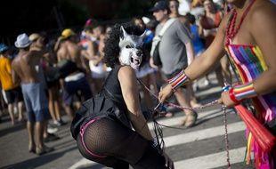 «Cœur de loup» donne une féroce envie de danser et de chanter.