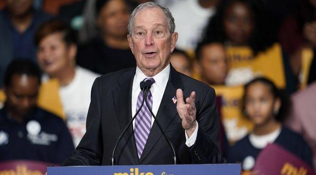 Michael Bloomberg et ses casquettes « Pas socialiste » créent la polémique