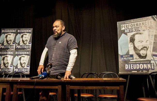 La Ciotat: Le spectacle «mystère» de Dieudonné aura-t-il lieu malgré l'opposition du maire?