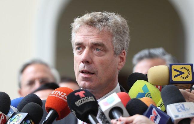 Venezuela: Maduro répond aux sanctions en expulsant l'ambassadeur d'Allemagne pour «ingérence»