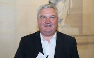 Eric Straumann, le nouveau maire de Colmar.