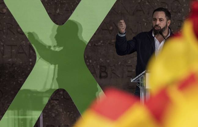 Santiago Abascal, ancien militant du PP au Pays basque, est le leader de VOx, parti qui veut créer la surprise aux législatives espagnoles.