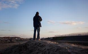 Un réfugié à Calais, le 23 février 2016 (illustration).