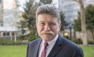 Michel Lalande, 61 ans, nommé préfet du Nord (2016)