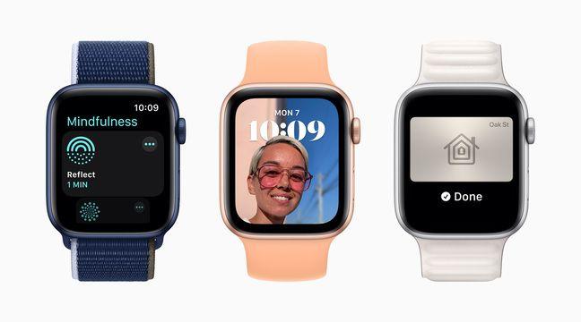 Watch OS8 : Gadgets ou révolutions ? Voici huit nouveautés annoncées pour votre Apple Watch dès septembre