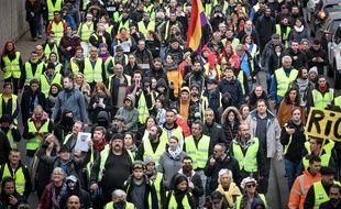 Selon un sondage, 53% des Français pensent que le mouvement des «gilets jaunes» a été mal couvert par les médias.