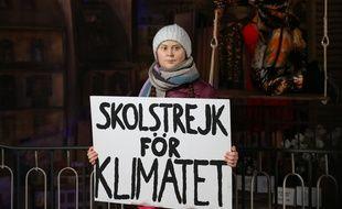 Greta Thunberg a déposé le nom de son mouvement, Fridays for Future.