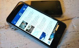 5,5 pouces contre 4 pouces: face à l'iPhone 5S, l'iPhone 6 Plus invite à une nouvelle expérience...