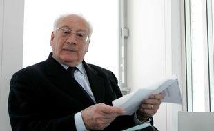 François -Régis Hutin à la rédaction de «20 Minutes» le 23 mars 2006