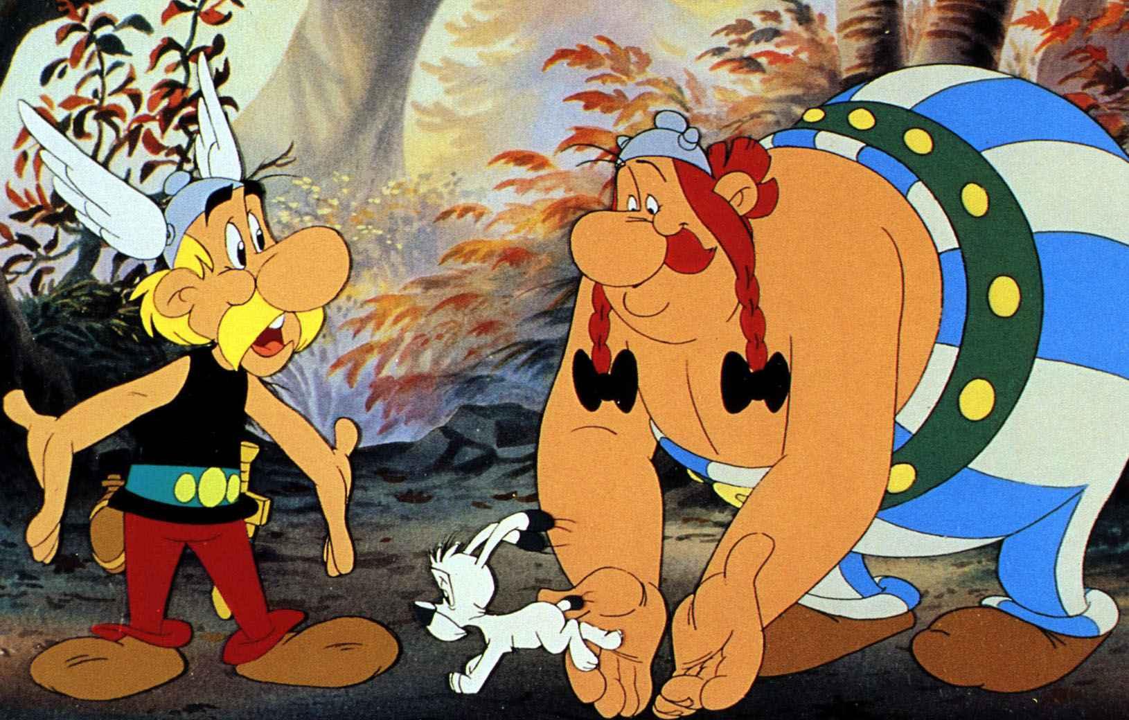asterix og obelix mission kleopatra