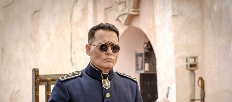 Johnny Depp dans «Waiting for the Barbarians» de Ciro Guerra
