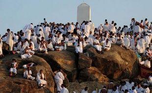 Plus de deux millions de musulmans se sont rassemblés lundi sur le Mont Arafat, moment fort du pèlerinage annuel de La Mecque, au lendemain des assurances données par Al-Qaïda sur son opposition à toute attaque contre le hajj.