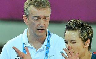 Pierre Vincent et Céline Dumerc.