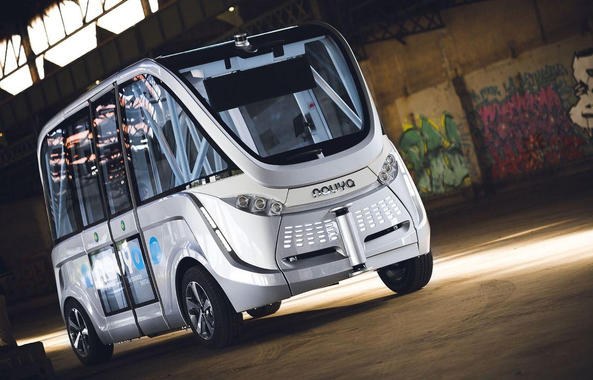 Navya a développé 35 navettes sans chauffeur qui ont déjà été testées aux Etats-Unis, en France, en Suisse et même en Nouvelle-Zélande – Navya