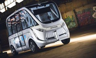 Navya a développé 35 navettes sans chauffeur qui ont déjà été testées aux Etats-Unis, en France, en Suisse et même en Nouvelle-Zélande