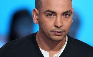Abdelghani Merah sur un plateau de télévision en novembre 2013