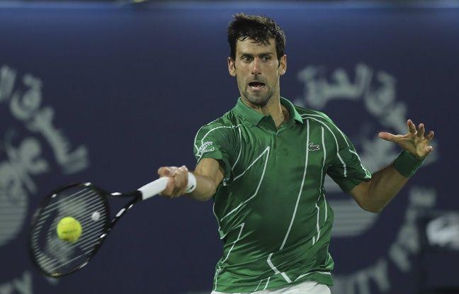 Coronavirus: Novak Djokovic fait don d'un million d'euros à la Serbie